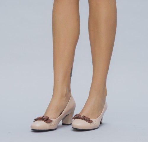 Pe Bazar-net.ro un magazin online de reduceri si oferte gasesti: Pantofi Ameco Bej un produs la reducere vandut de dEpurtat.ro la pretul de 109.0 de lei. Daca vrei sa comanzi acest produs da CLICK …