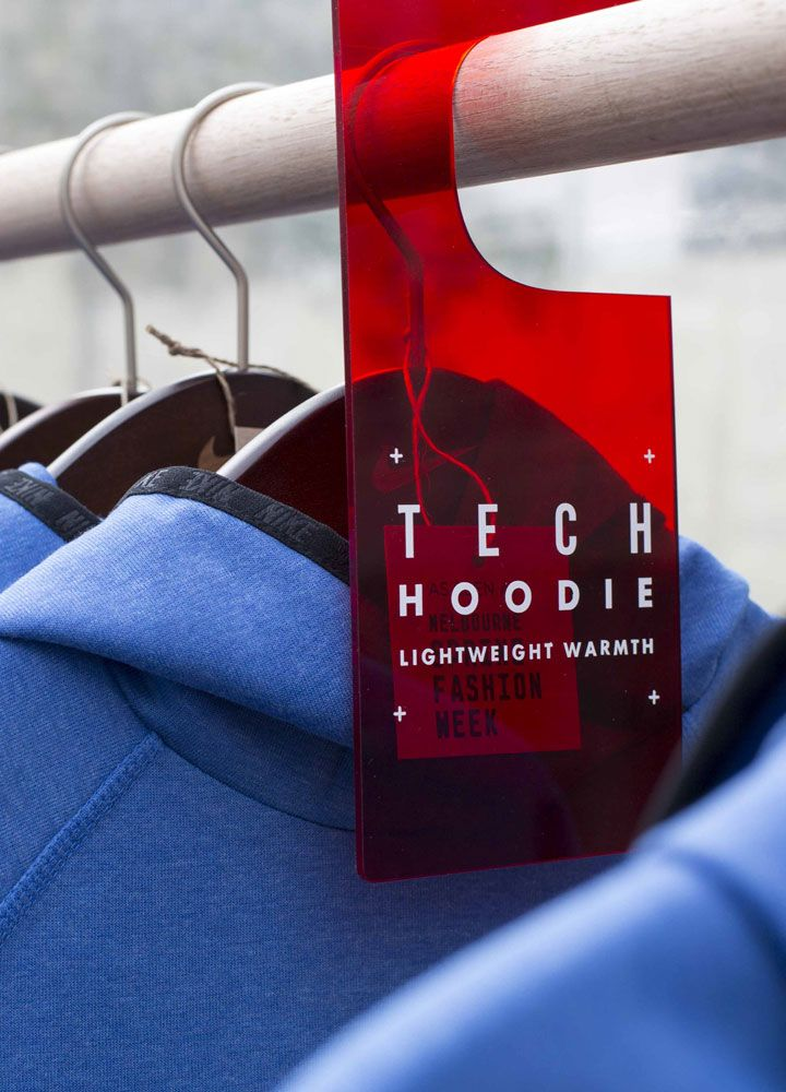 Nike Tech Pack Studio - SouthSouthWest. Branding & design, Melbourne.