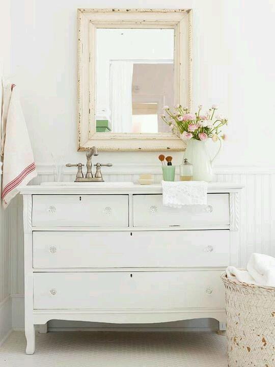 Nice bathroom alternative