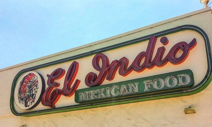 """We love coming here for lunch. This restaurant has a casual feel and outstanding food. El Indio has been delivering authentic Mexican food in SD since 1940. They are the birth place of the infamous """"Taquito"""" and yes they make fresh tortillas every single day! Enjoy ~ Quel"""