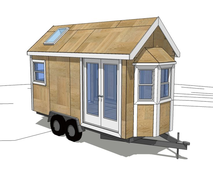 best 25 tiny house exterior ideas on pinterest tiny houses tiny homes and mini homes. Black Bedroom Furniture Sets. Home Design Ideas