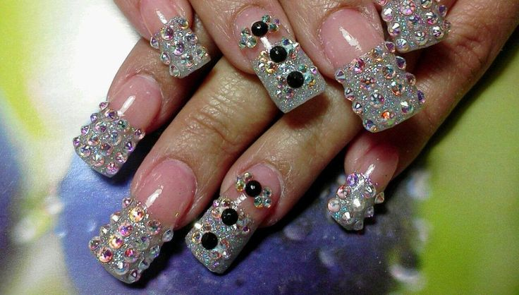 IMAGEN CORPORAL: Imagenes de uñas acrilicas