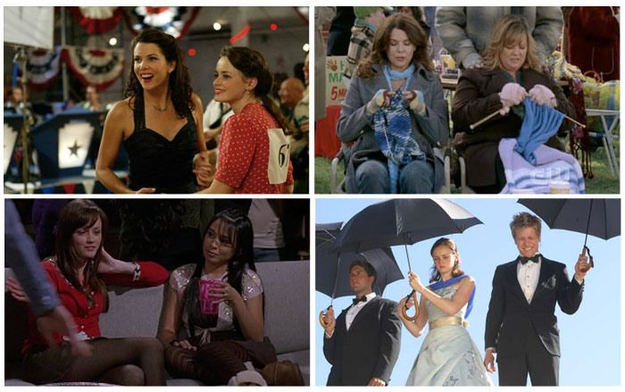 16 Party Ideas Inspired By Gilmore Girls via Chrystina Noel
