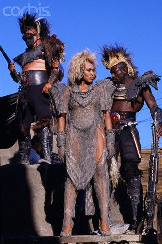 Mad Max Costumes | On the Set of Mad Max Beyond Thunderdome