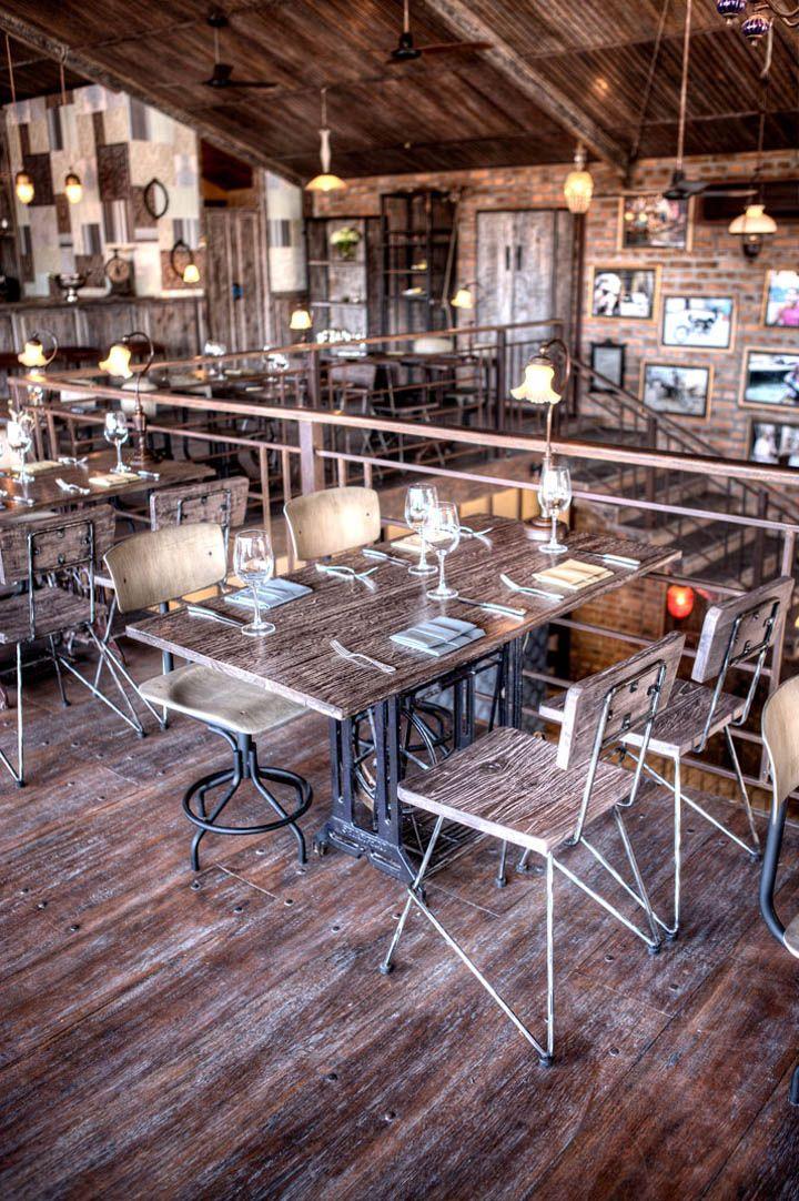 The Bistro restaurant, Seminyak
