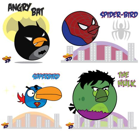 8 best Angry Birds Toons images on Pinterest | Angry birds, Cartoon ...