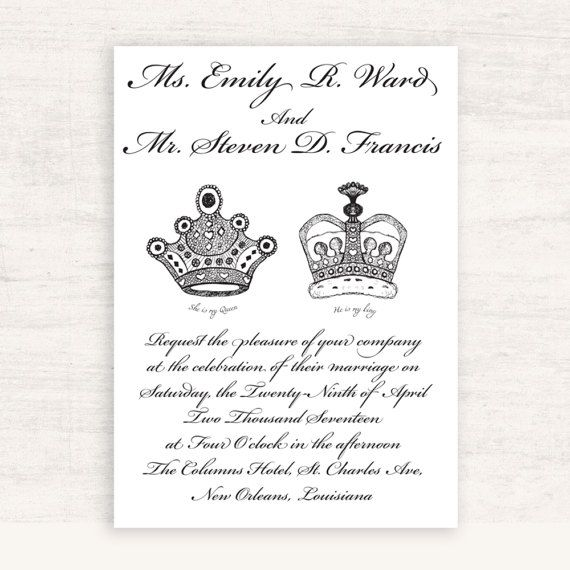 Best  Formal Invitation Suites Ideas On   Formal