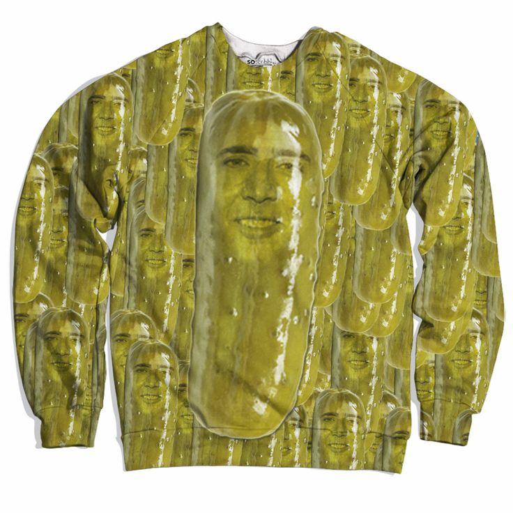 Picolas Cage Sweater