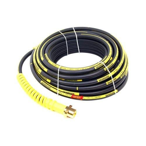 Genuine Karcher Pressure Washer Pipe Cleaning Hose 15M 26377670 Genuine replacement pipe cleaning hose 15m that fits various Karcher pressure washers.. THIS IS A GENUINE KARCHER PRODUCT.. Please be aware that all electrical items, eg pumps, are European voltage 220-240v not US voltage.. Manufacturer's Code - 26377670.  #Karcher #Home_Improvement