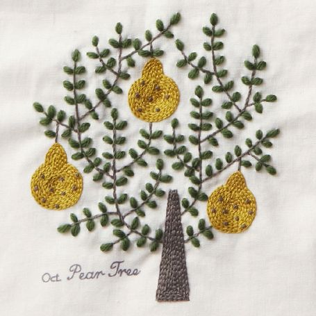 Yumiko Higuchi, Pear tree