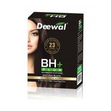 Buy Organic Natural Black Hair Colour Powder Online