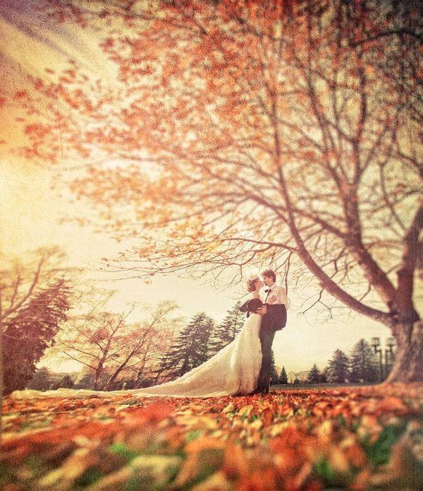 10 Incredible Wedding Details for Fall Wedding 2014 #fallweddingideas #tulleandchantilly