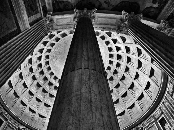 Pantheon, Rome. Book: Italia. Bellezza Eterna (photo Pino Musi)