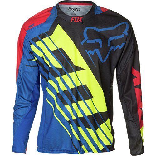 Fox Racing Demo Bike Jersey - Long Sleeve - Men's - http://mountain-bike-review.net/products-recommended-accessories/fox-racing-demo-bike-jersey-long-sleeve-mens-2/ #mountainbike #mountain biking