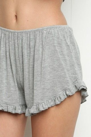 Brandy ♥ Melville | Vodi Shorts - Bottoms - Clothing Clothing, Shoes & Jewelry - Women - Clothing - Lingerie, Sleep & Lounge - Lingerie - Lingerie, Sleepwear & Loungewear - http://amzn.to/2lSL4Y7