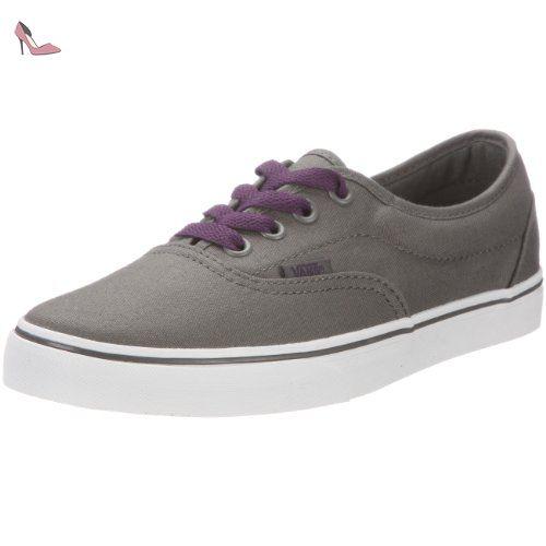 Vans Lpe, Baskets mode mixte adulte - Gris (Dark Gray/Purpl), 44 EU (10.5) - Chaussures vans (*Partner-Link)