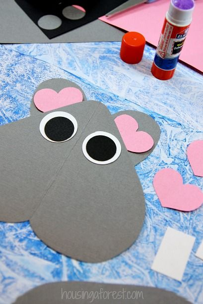 1000 Ideas About Hippo Crafts On Pinterest Zoo Crafts
