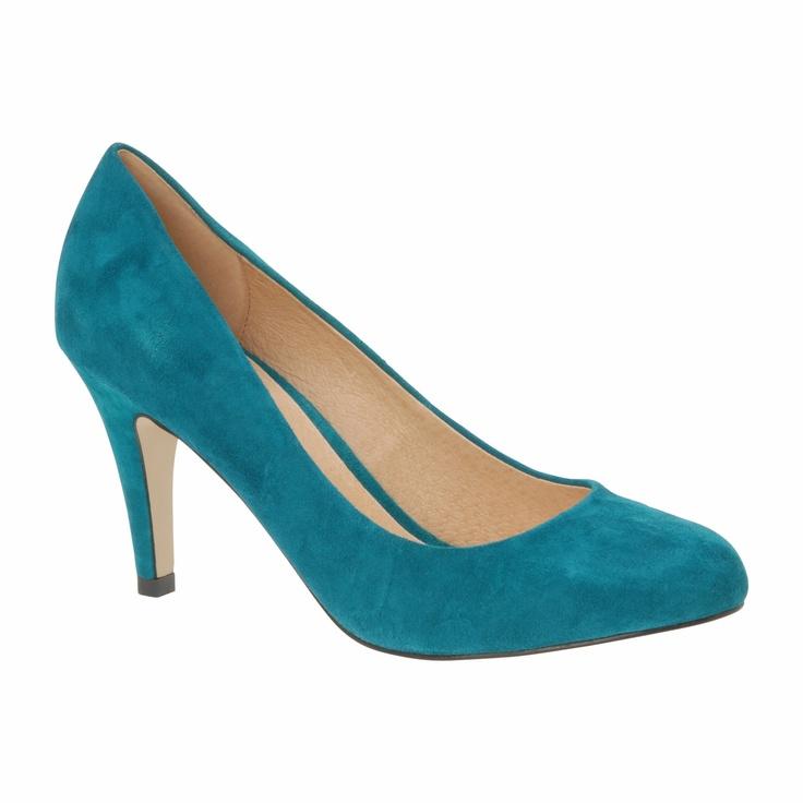Aldo teal pumpsTeal Shoes, Suede Heels, Women'S Heels, Aldo Shoes, Mid Low Heels, Teal Suede, Blue Shoes, High Heels, Aldo Poston