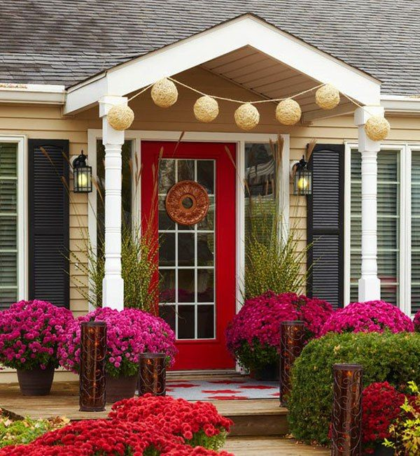36 best images about feng shui on pinterest - Purple front door feng shui ...