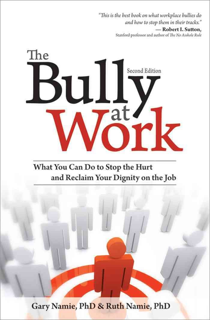 adult bullies in the workplace