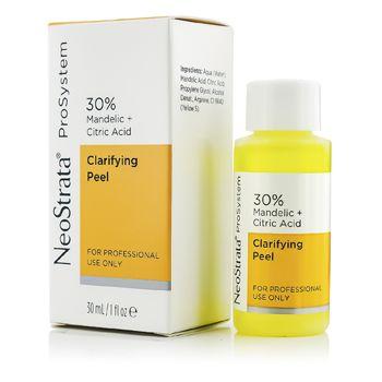 Clarlfying Peel With 30% Mandelic + Citric Acid (Salon Product)