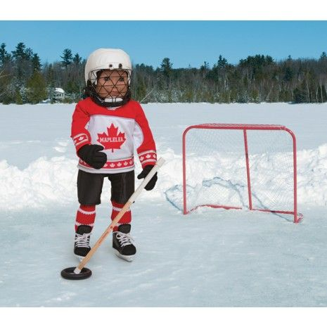Ringette Gear with Hockey Style Pants