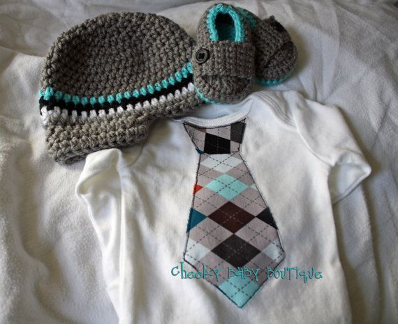 Can I have this please!!!!: Sets Ties, Boys Sets, Newborns Pictures, Boys Outfits, Home Outfit, Baby Boys, Crochet Loafers, Pictures Outfits, Ties Onesie