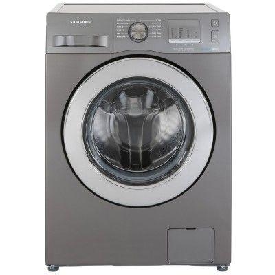 Samsung WF80F5EDW4XEU EcoBubble 8Kg Washing Machine - Graphite. #Samsung #Washing #Machine
