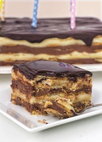 receta tarta galletas