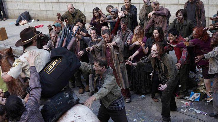 1. L'idée que la principale menace, ce sont les humains L'idée que la principale menace pour les survivants, ce ne sont plus les zombies, mais les autres humains, n'était peut-être pas la meilleure. Certes, on gagne en nuances, mais on est quand même là pour voir des zombies, à l'origine.