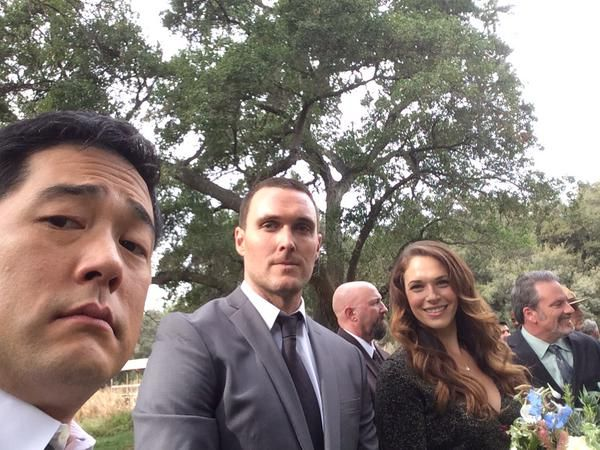 BTS pics of the Series Finale by Tim Kang - The Mentalist Photo (38142303) - Fanpop