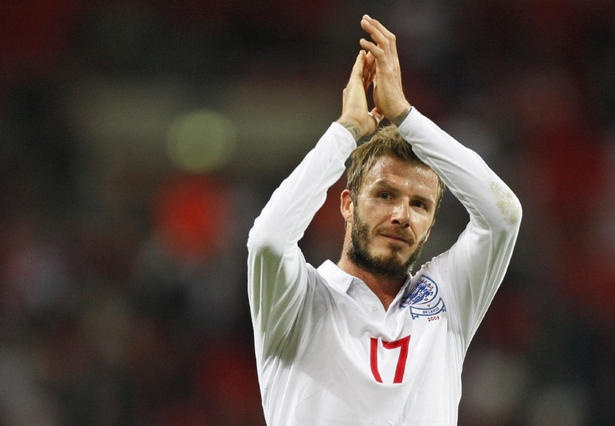 London 2012: David Beckham fails to make Britain's Olympic soccer team #sports