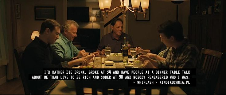 Whiplash – movie quotes