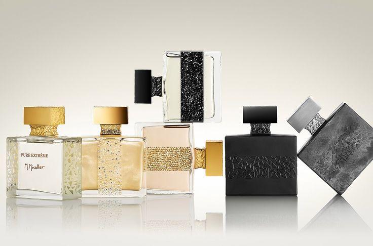 M. Micallef |  Collection JEWEL - Bogate aromaty, eleganckie i ponadczasowe zapachy ...