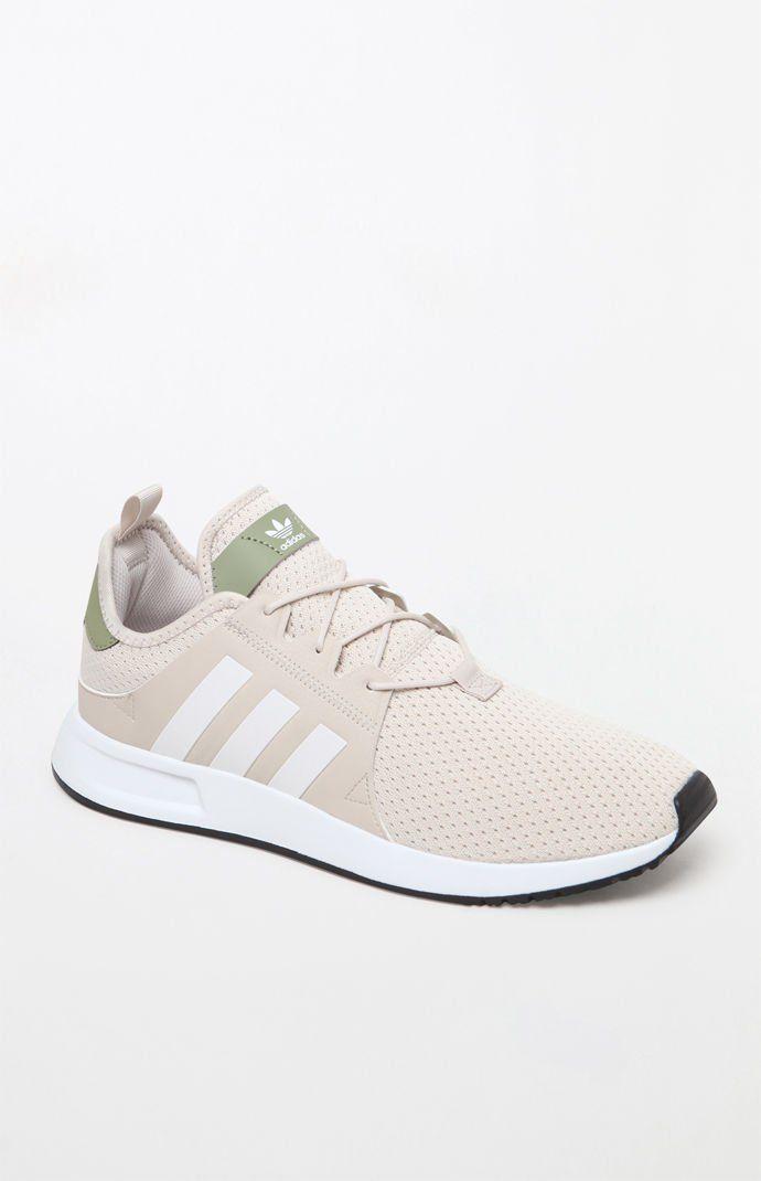 X_ PLR Knit Tan Shoes #Sneakers | Sneakers | Tan adidas