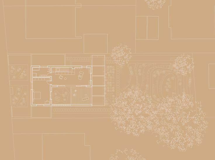 4architekten - Architekturbüro München | Neubau Niedrigenergiehaus in Holzbauweise mit Wärmepumpe Sonnenkollektoren dreifache Verglasung
