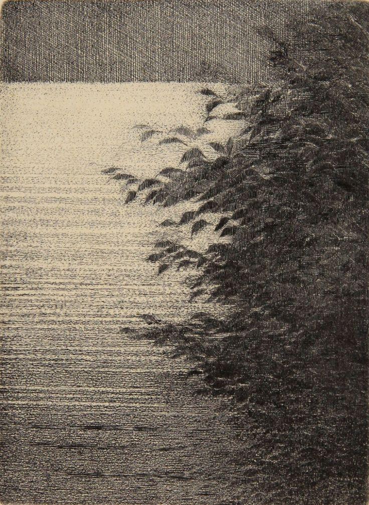 Shigeki Tomura : Reflect on Water, 14 at Davidson Galleries