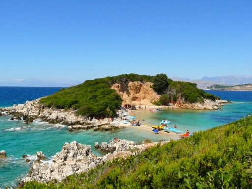 Ksamil-Albania-Travel