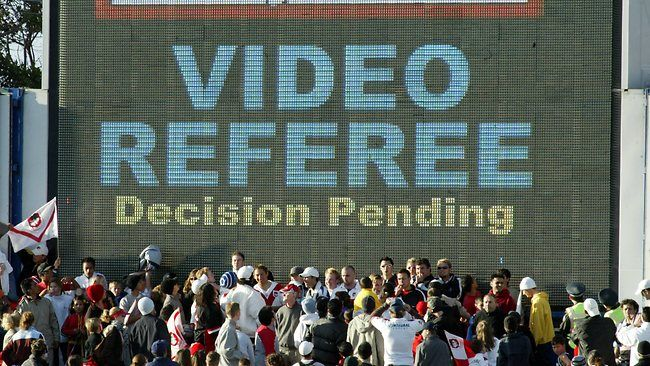 Germans bid to be testbed for video ref trials