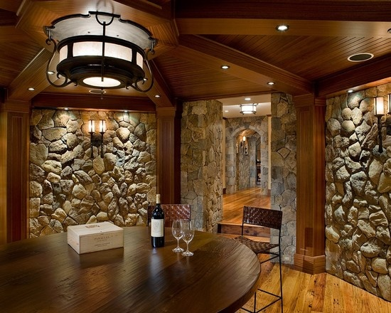 90 best wine cellars images on pinterest wine cellars for Wine cellar flooring options