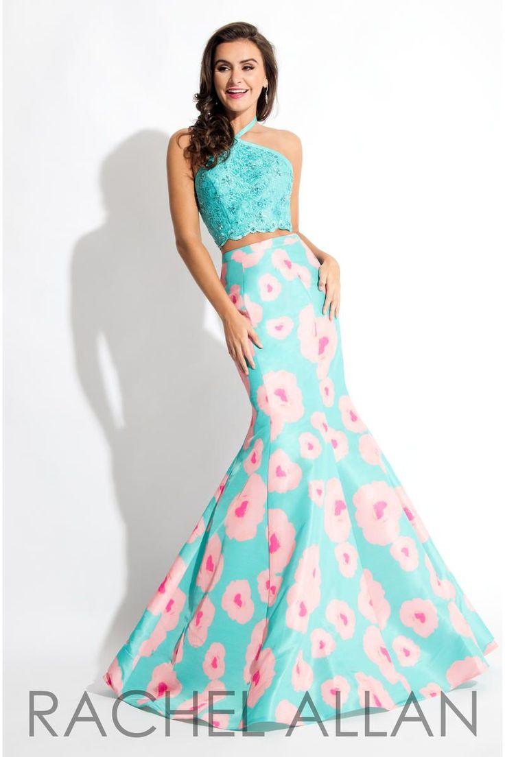66 best Rachel Allan Spring 2017 images on Pinterest | Prom dresses ...