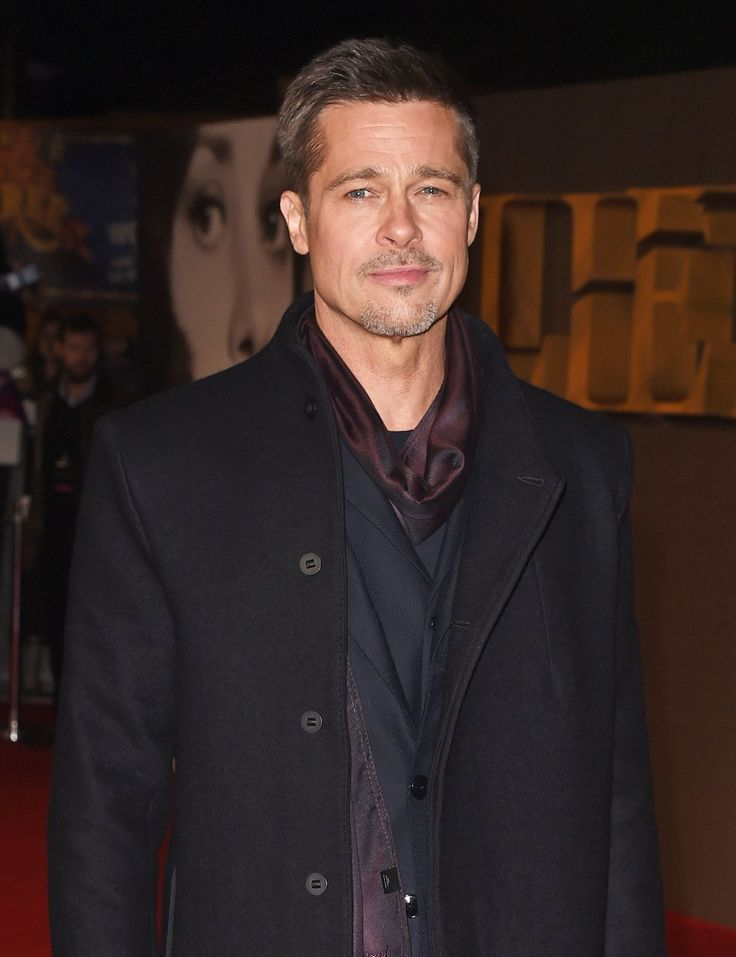 Brad Pitt Has a New Hobby:Sculpture!