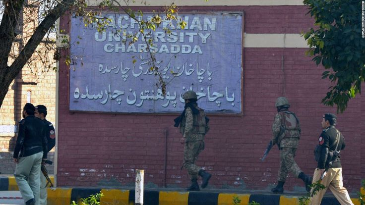 Charsadda attack: 19 dead at Bacha Khan University - CNN.com