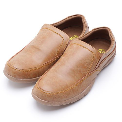 Original Sepatu Dr.Kevin Iowa - Tan | Deskripsi : Sepatu Kasual/ Santai, Warna Tan, Upper Sintetis, Sole TPR | Ketersediaan Size = 39, 40, 41, 42, 43 | IDR 475.000