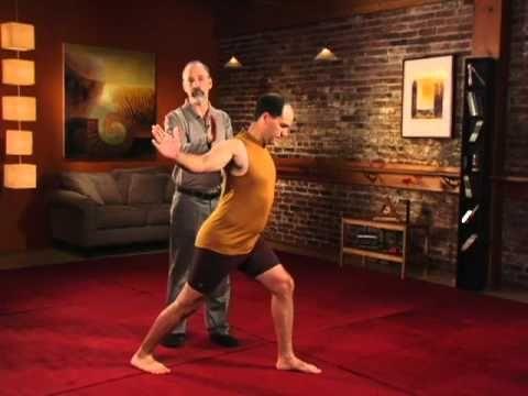 Gary Kraftsow - Viniyoga Therapy for the Low Back, Sacrum & Hips - Viniyoga Posture Workshop - YouTube