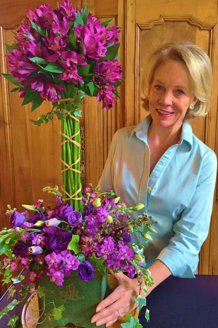 A Floral Topiary for Mother's Day | Private Newport
