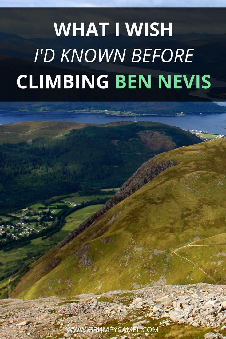 Hiking in Scotland & climbing Ben Nevis:  http://www.grumpycamel.com/conquering-ben-nevis-and-the-midges