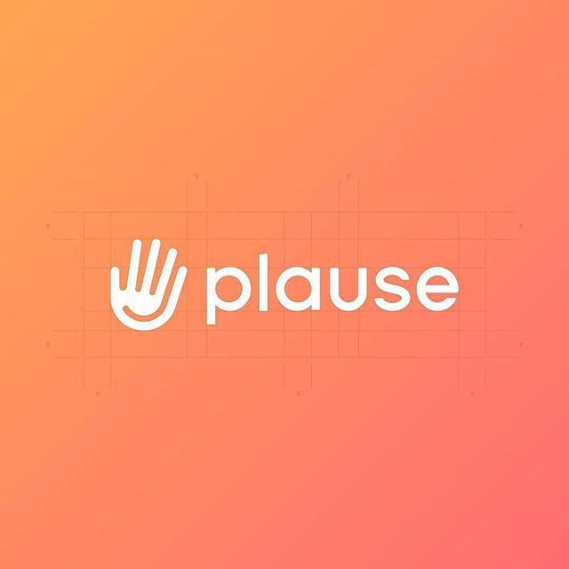 Logo inspiration: Plause by @logopaul Hire quality logo and ...