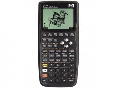 Calculadora Científica Gráfica 2300 Funções - HP 50G com as melhores condições…
