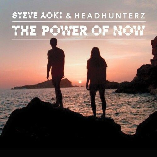 The Power Of Now By Steve Aoki.